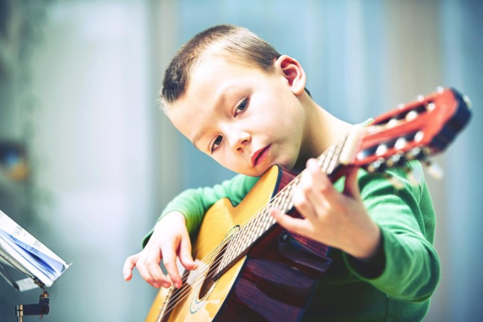 Hijo musica