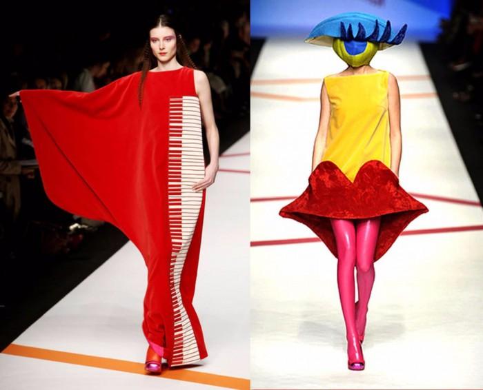 Moda y surrealismo